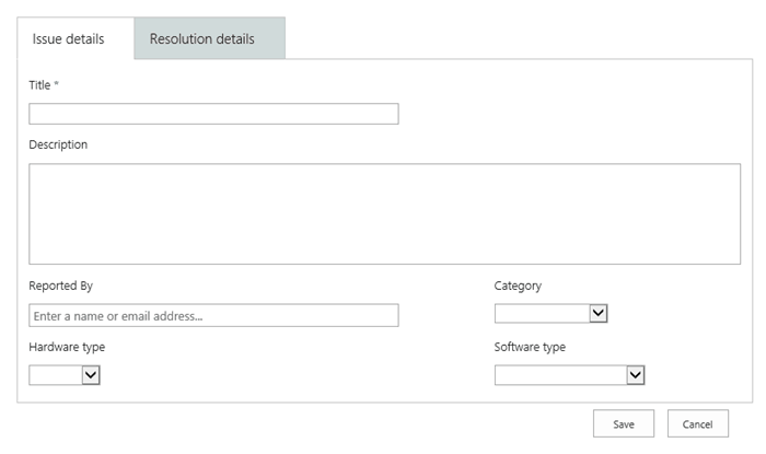 Forms custom layout app for Microsoft 365