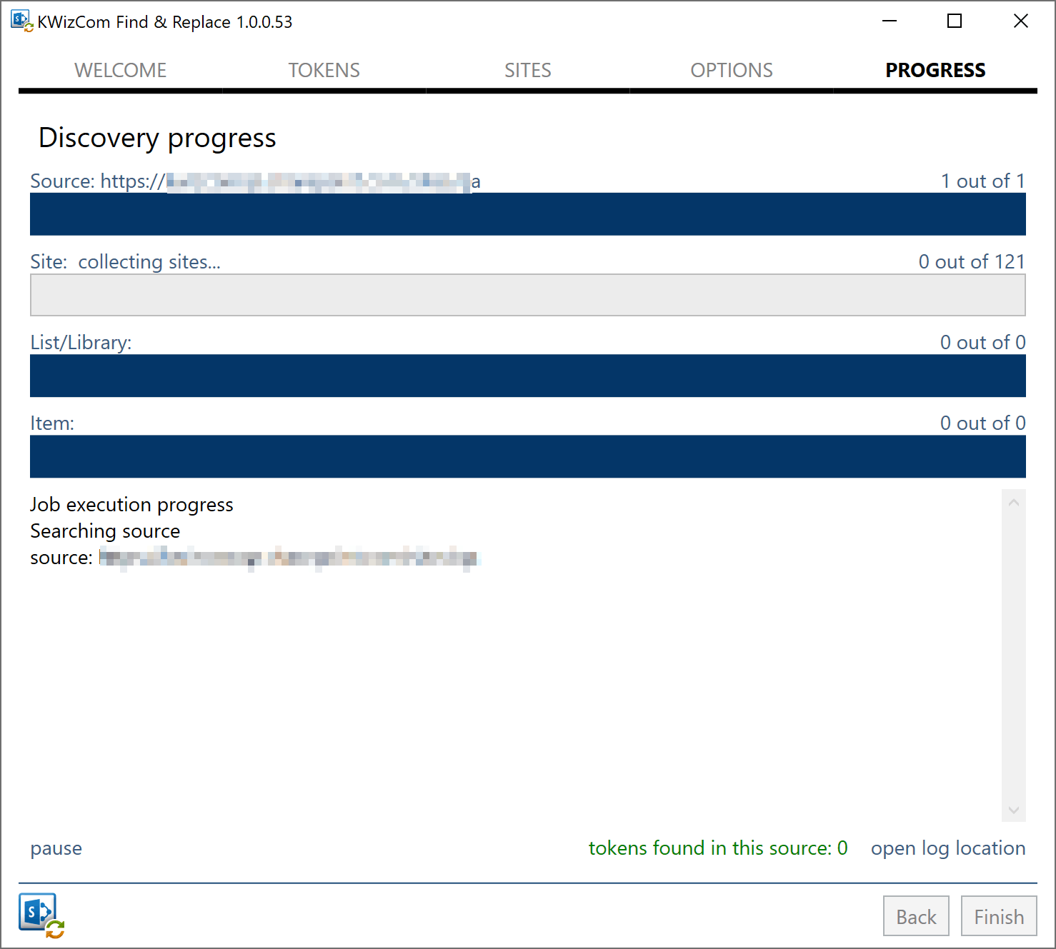 KWizCom SharePoint find-replace