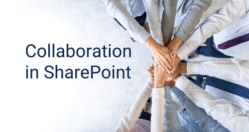 collaboration in SharePoint