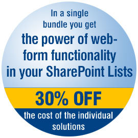 Enhanced SharePoint List Bundle