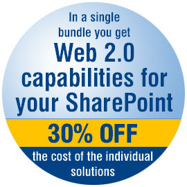 SharePoint WEB 2.0 Plus Bundle